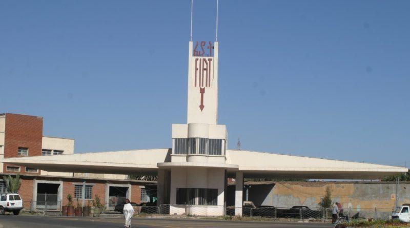 """Asmara; imperial city"" Eritrean herald"